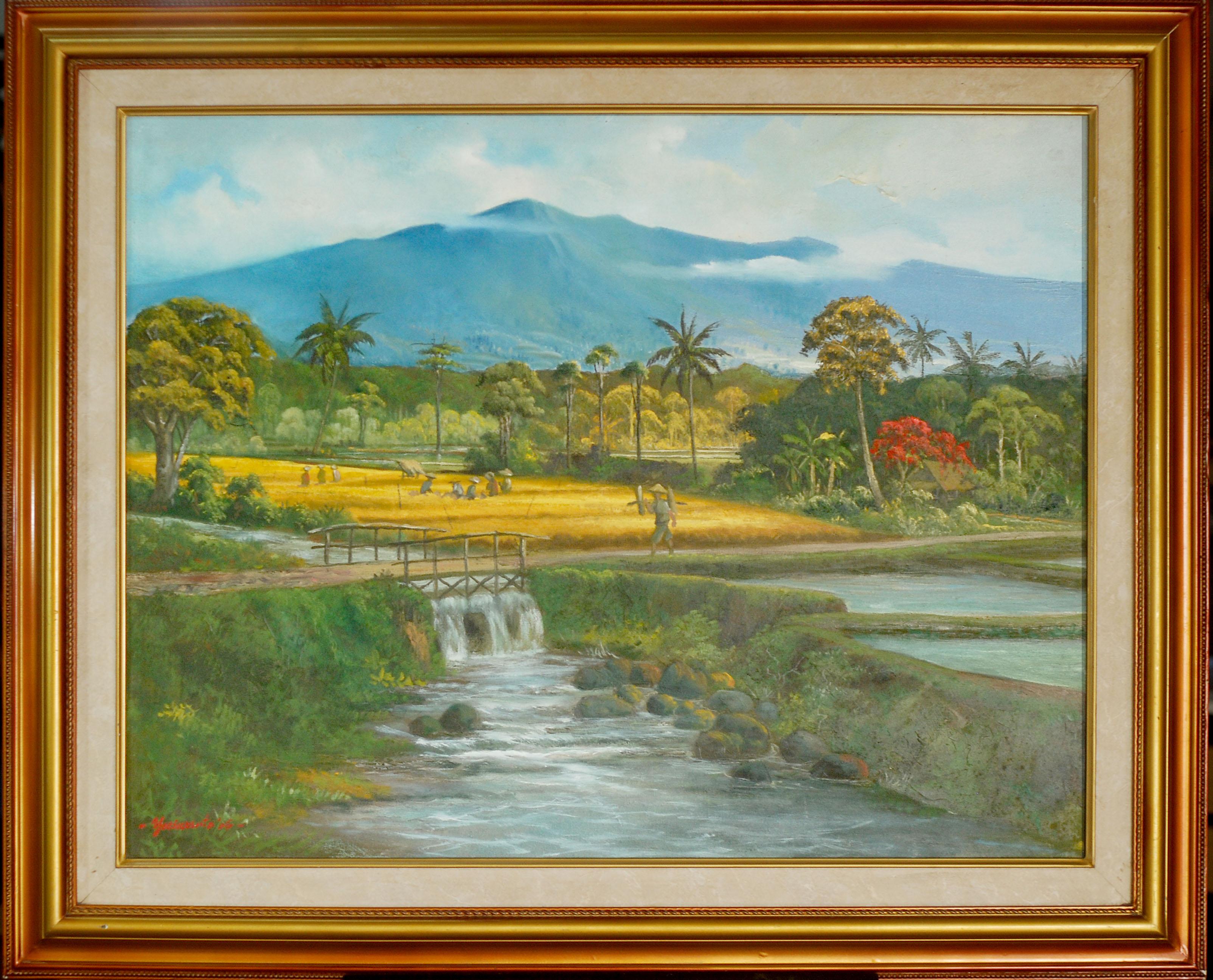 Published May 13, 2012 at 3207 × 2592 in Lukisan Murah, hubungi 0857 ...