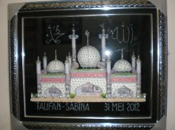 Mahar Masjid - 0857.3133.6051 - https://jualpigurasurabaya.wordpress.com/
